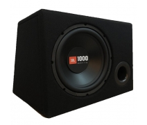 JBL CS1214 Box 30 Cm 1000 Watt Kabinli Oto Subwoofer Bass