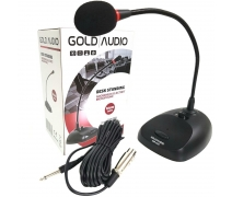 GOLD AUDIO GM-620 KÜRSÜ MİKROFONU VOLUME KONTROLLÜ