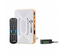 Magbox Ethernet Full HD Usb Mini Uydu Alıcısı TKGS li